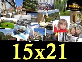 Automatické zpracování fotek 15x21