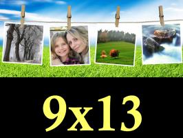 Ruční zpracování fotek 9x13