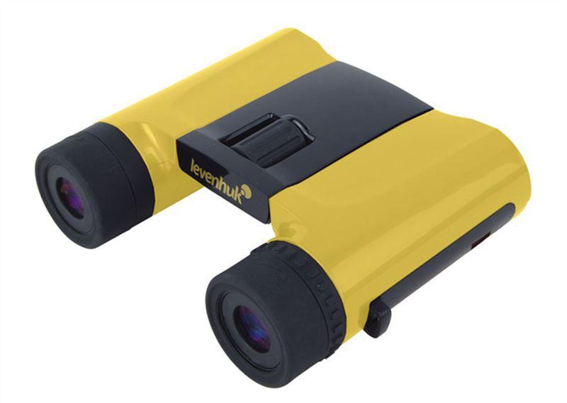 Levenhuk dalekohled Rainbow 8x25 Lemon