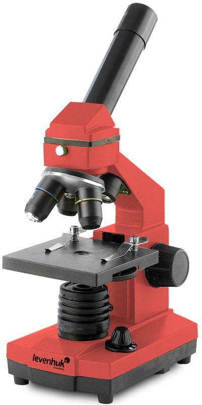 Levenhuk Mikroskop Rainbow 2L Orange