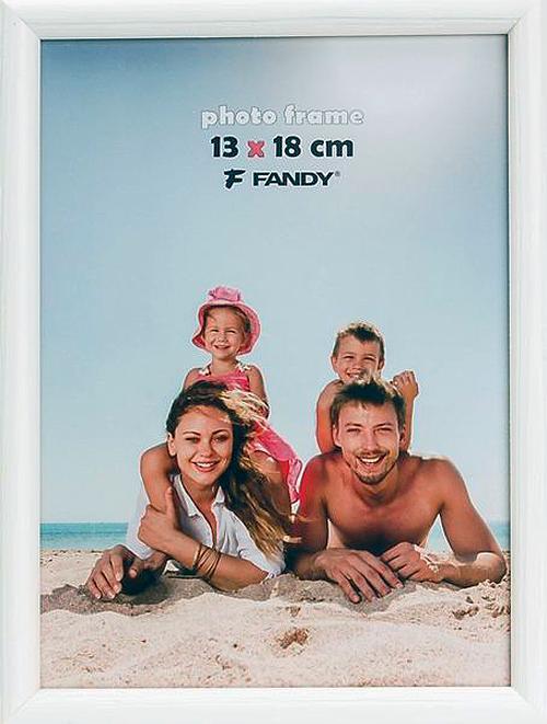 Fotorámeček Colori 13x18, bílý FANDY