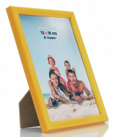 Fotorámeček Colori 15x21, žlutý