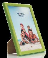 Fotorámeček Colori 15x21, zelený