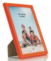 Fotorámeček Colori 15x21, oranžový