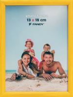 Fotorámeček Colori 21x29,7, žlutý FANDY