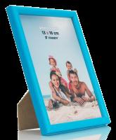 Fotorámeček Colori 21x29,7, modrý FANDY
