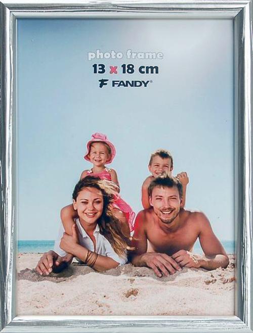 Fotorámeček Colori 21x29,7, stříbrný FANDY