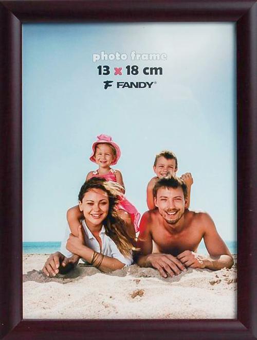 Fotorámeček Notte 10x15 5 vínový Fandy
