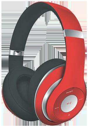Omega Freestyle Bluetooth FH0916, červená Platinet