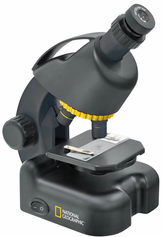Bresser National Geographic 40–640x Microscope+adp