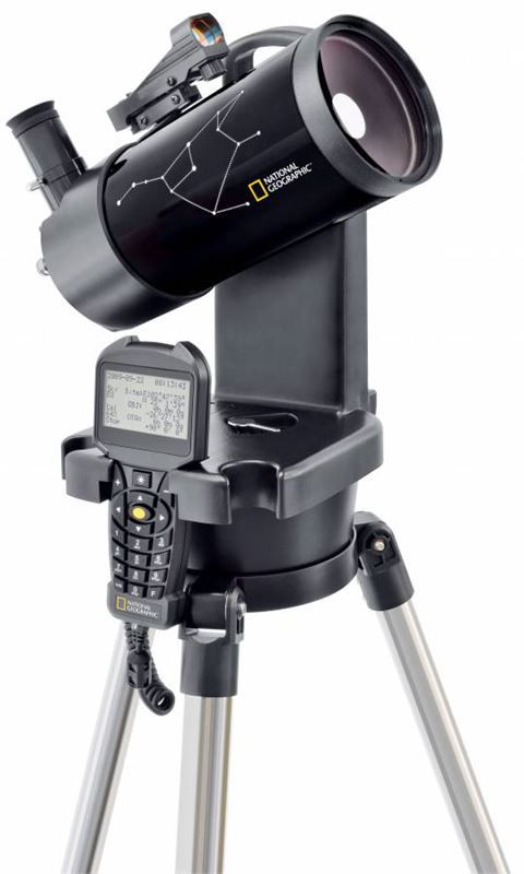 Bresser National Geographic 90/1250 GOTO Telescope