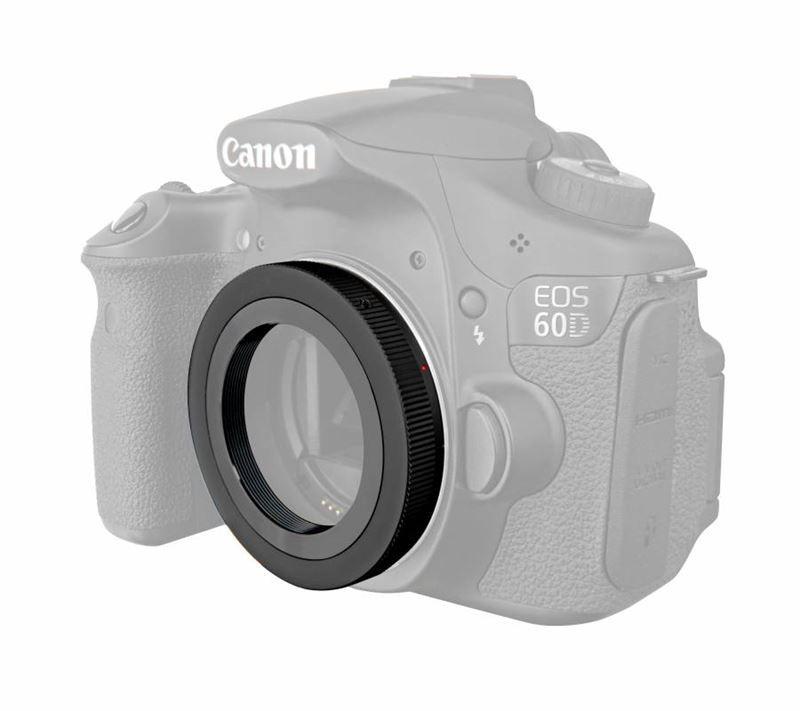 Bresser T-ring for Canon EOS Cameras