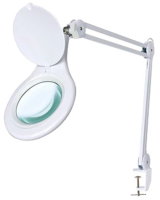 Bresser 2x 125mm Desktop Magnifier w/Illumination