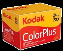 Kinofilm Kodak Color Plus 200/135-24