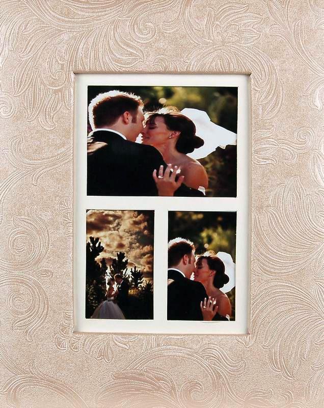 Fotoalbum KC-10S Wedding pictures zlaté