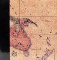 Fotoalbum KD-46200 Maps 1 černé