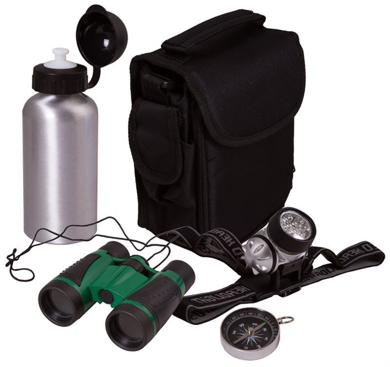 Bresser Junior Outdoor Set w/4x30 Binoculars
