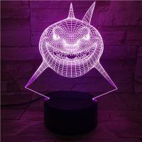 3D lampa Monster