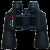 Braun dalekohled 7x50, černý