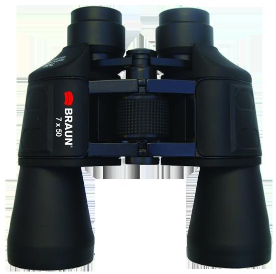 Braun dalekohled 7x50, černý Braun Photo Technik