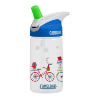 CamelBak eddy Kids 0.4l - bikes in snow