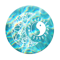 Držák na telefon Sun & Moon + PopClip