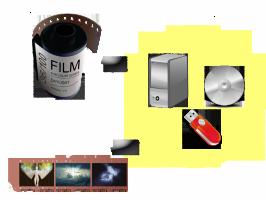 Digitalizace kinofilmů