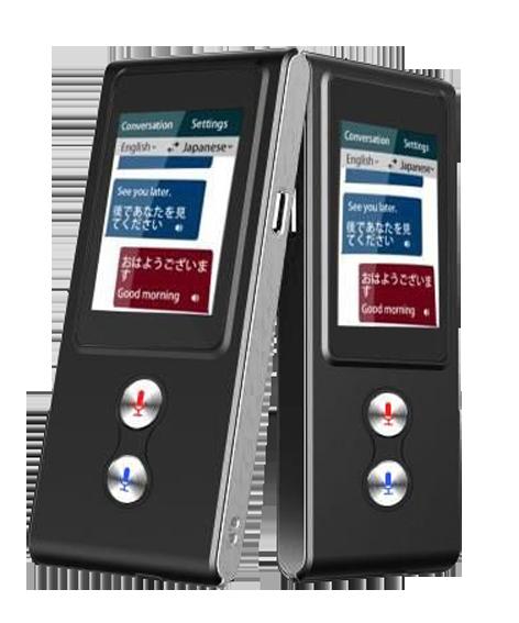 Anobic VT + SIM karta kredit 300Kč Kapesní překladač řeči a vět Anobic Company