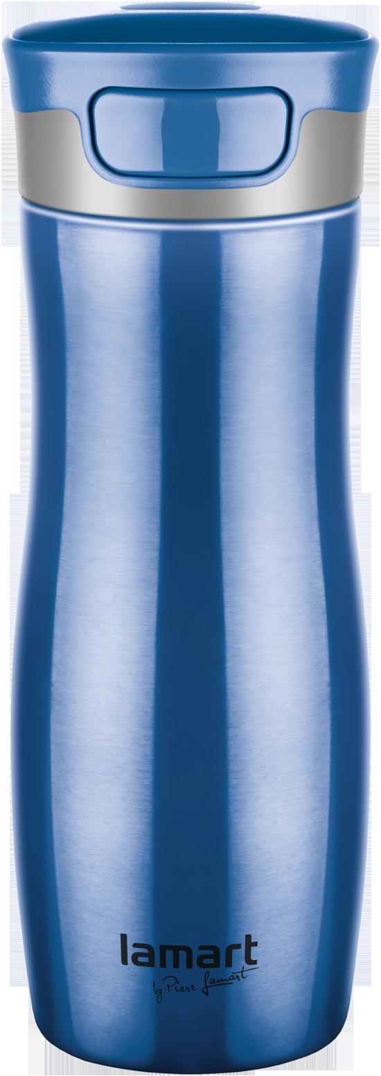 Lamart LT4030 termohrnek 0,48L modrý