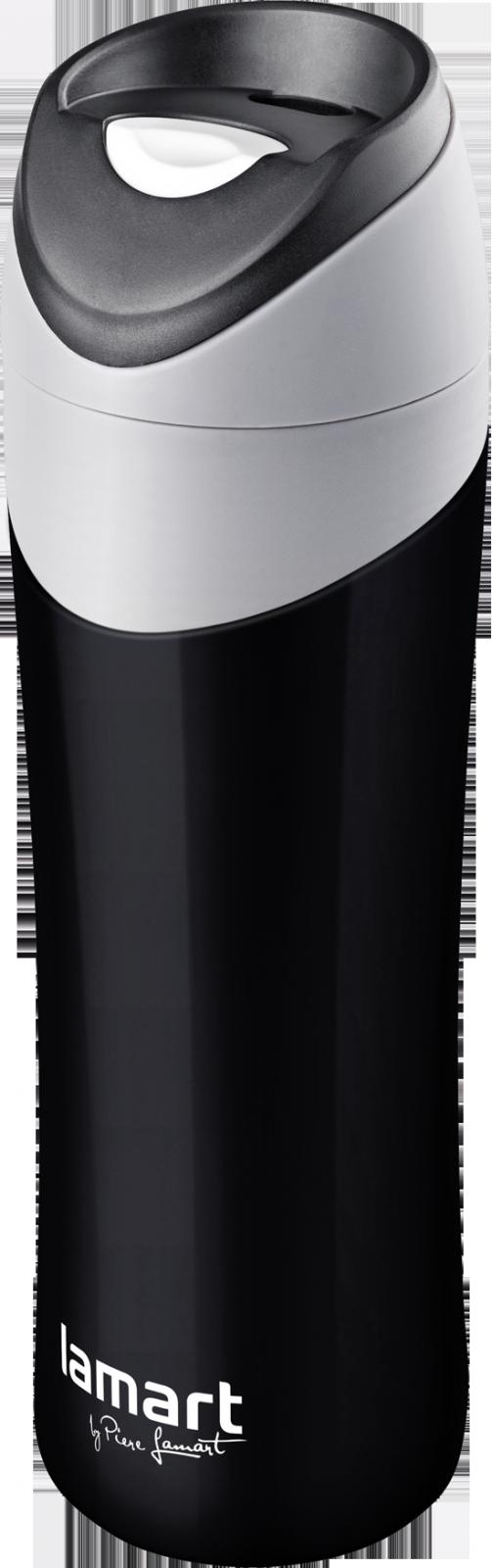 Lamart LT4038 termoska Esprit 0,45l černá