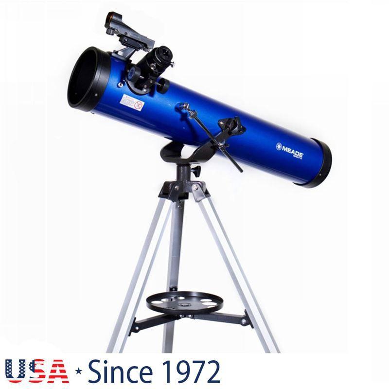 Meade Infinity 76mm AZ Refractor Telescope