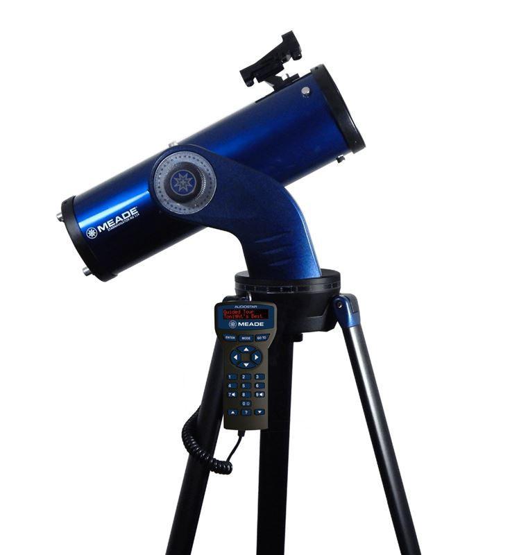 Meade StarNavigator NG 114mm Refractor Telescope