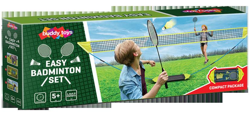 BOT 3130 Badminton set BUDDY TOYS