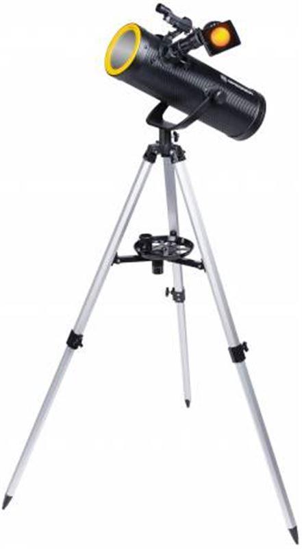 Bresser Solarix 114/500 AZ Teleskope Carbon