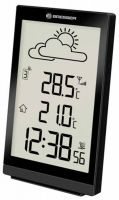 Bresser TemeoTrend ST RC Weather Station-black