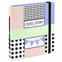 Hama album COOL STORY 5.4 x 8.6cm/56, instax