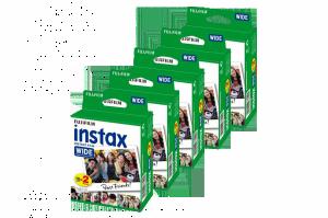 Fujifilm Instax Wide glossy 100ks (5x20ks)