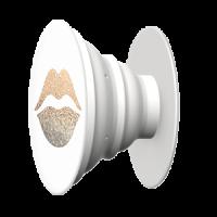 Držák na telefon Gold Lips + PopClip