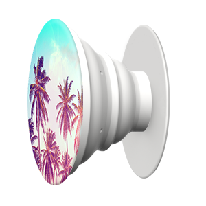 Držák na telefon Palm Trees + PopClip