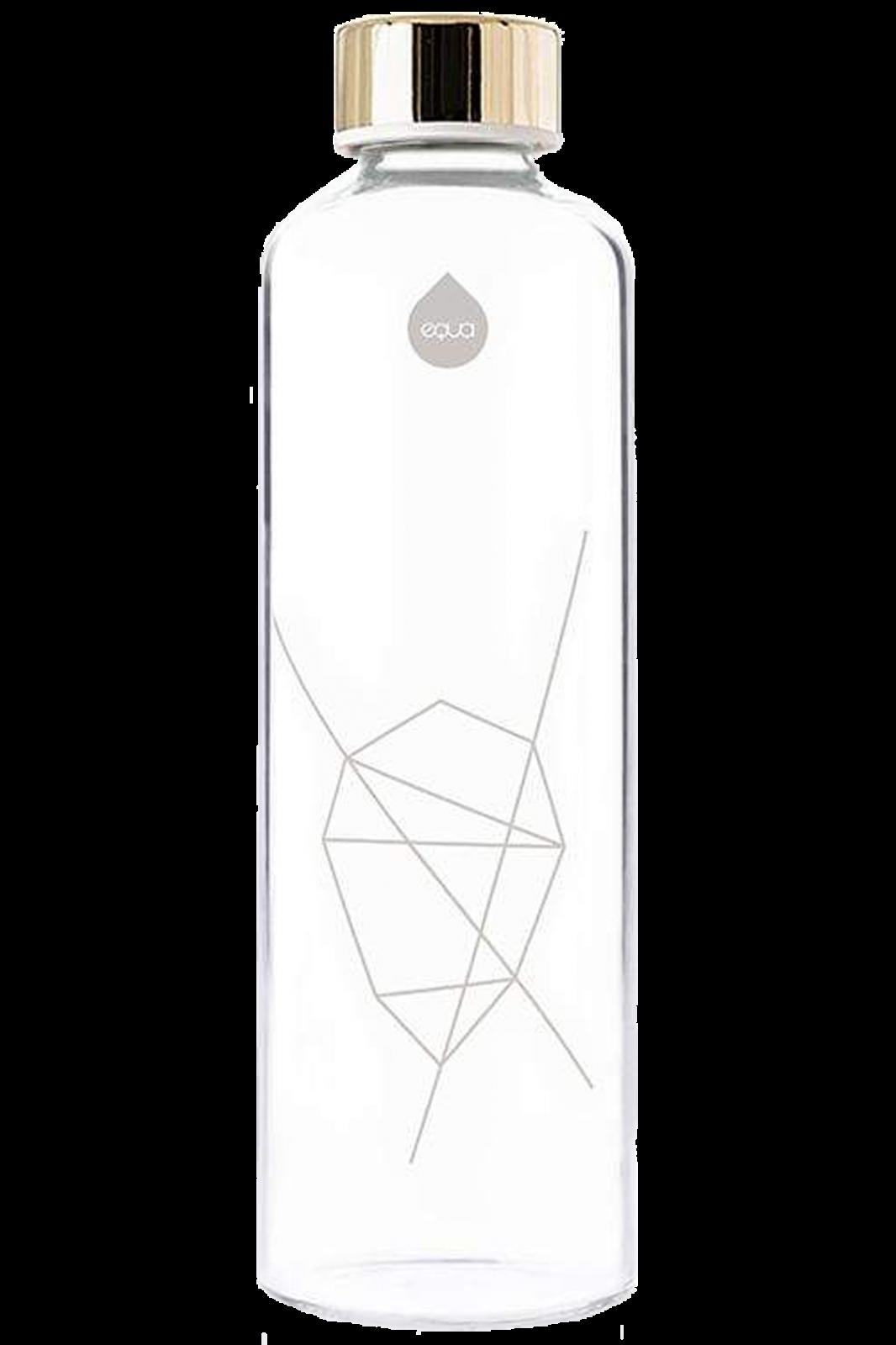 Skleněná láhev EQUA bez obalu Mismatch White 750ml