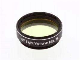 "Explore Scientific Dark Light Yellow N8 1.25"""