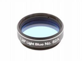 "Explore Scientific Light Blue N82A 1.25"" Filter"