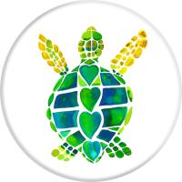 PopSockets Original PopGrip, Turtle Love