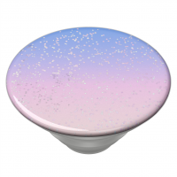 PopSockets Original PopGrip, Glitter Morning Haze