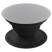 PopSockets Original PopGrip, Space Grey Aluminum, hliníkový