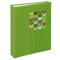 Hama album memo BLOSSOM 10x15/200, zelená, popisové štítky