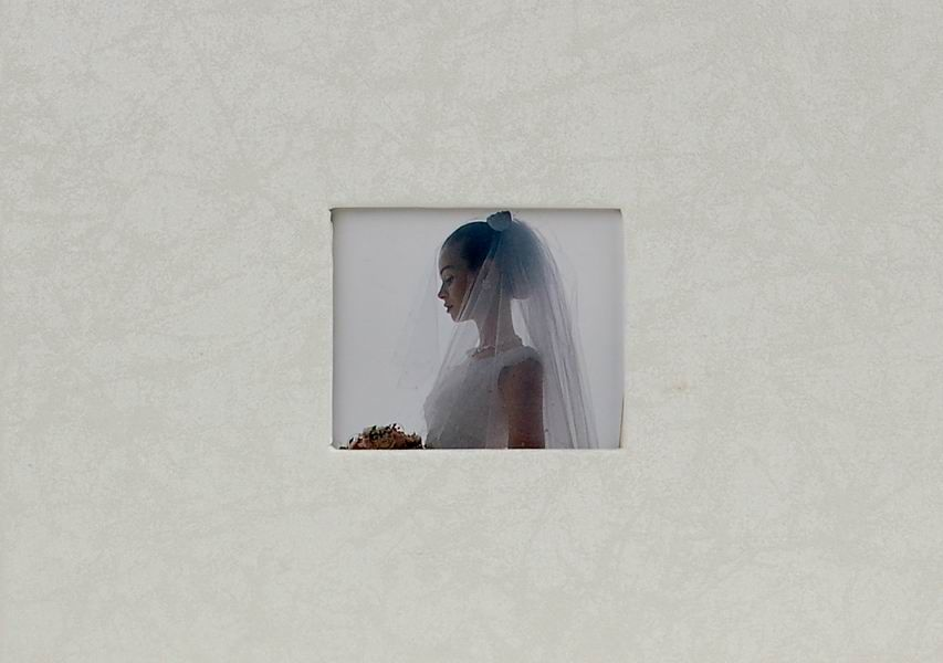 Fotoalbum BB-8624SW Bride 1 bílé ARYCA