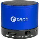 C-TECH repro SPK-04L, bluetooth, modrá