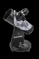 Celestron Firstscope IYA 76/300mm Dobson teleskop zrcadlový edice Měsíc (22016)