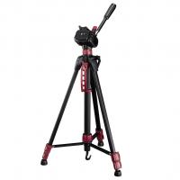 Hama stativ STAR BR, 153 - 3D, barva černá/ červená